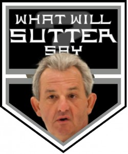 Sutter Say Kings