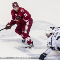 Former Coyote saw lack of focus and composure in playoff loss to Kings