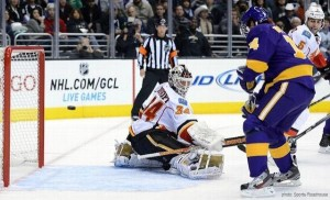 Williams Kings v Flames 03-09-2013