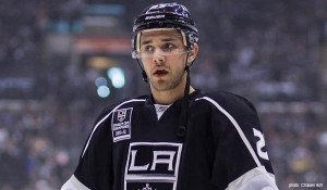 LA Kings Alec Martinez 2013 MayorsManor