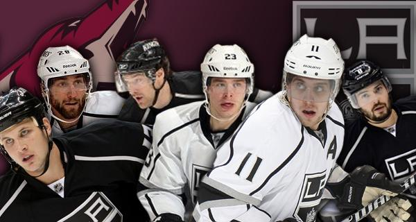 word association - Coyotes on Kings