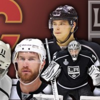 Word Association: Calgary Flames players talk five LA Kings
