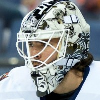Berube Kings mask 2013
