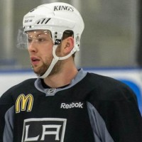 Muzzin Jake - Kings practice 2013