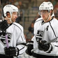 Brown, Kopitar, Sutter on Life Without Stoll and Williams