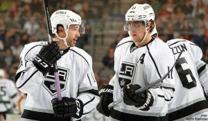 Williams Kopitar Kings MayorsManor