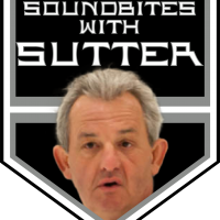 Soundbites with Sutter after Kings def Sharks in Game 7