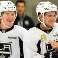 LA Kings recall two players, make a pair of other roster changes