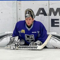 Jonathan Quick on his struggles, his teammates and being 'in the same boat' as the Avs