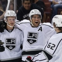 PHOTO GALLERY: Kings v Ducks Rookie Game 1 in Anaheim