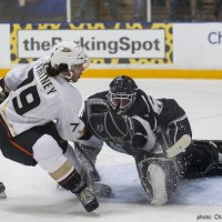 Prospect Game Watch – goaltender Patrik Bartosak