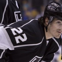 Boyle Brian - last LA Kings game