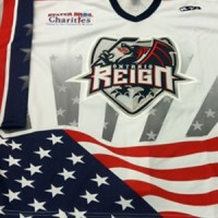 ECHL: Ontario Reign to wear special jerseys for Sunday game