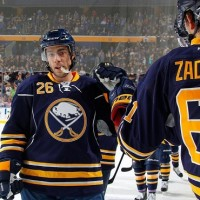 Matt Moulson has a lot on his mind, just not Dean Lombardi