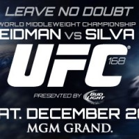 UFC 168 predictions: Weidman v Silva, Rousey v Tate