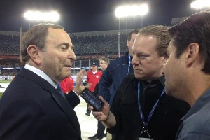 Bettman on West Coast Bias NHL