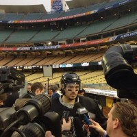 Doughty looking to pay Penner back at Dodger Stadium