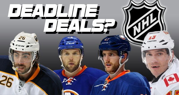 Nhl trade rumours