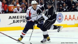 Washington Capitals v Los Angeles Kings