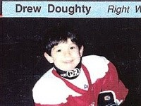 Doughty hockey card RW