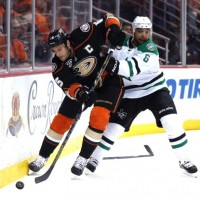 Getzlaf, Perry, Selanne talk Ducks win in Game 2