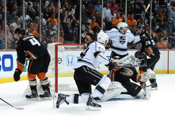 Game 7 Kings Ducks