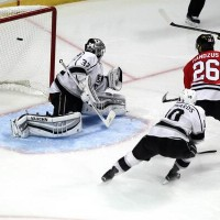 Handzus GWG Blackhawks Kings