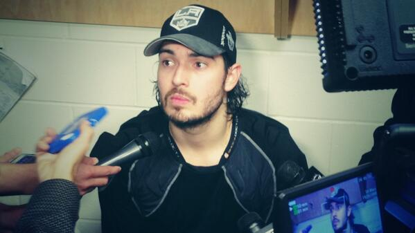 Kings Ducks Drew Doughty