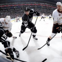 Post-Game 3: Kings not happy with their performance in 3-2 loss to Ducks