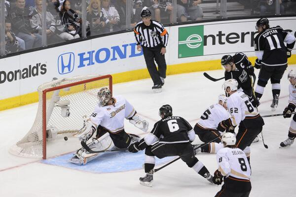 Kings Ducks Game 6 Muzzin