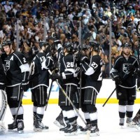 Kings Ducks Game 6 Playoffs 2014