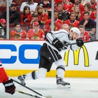 Kings - Muzzin vs Blackhawks