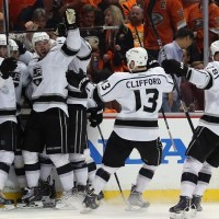 Kings def Ducks in Game 1