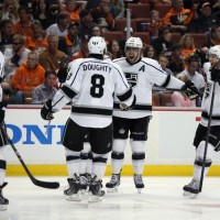 Game 7: Anze Kopitar after Kings eliminate Ducks