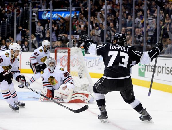Toffoli Tyler Kings