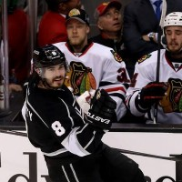 Post-Game 3: Doughty and Carter talk Kings 4-3 win over Hawks