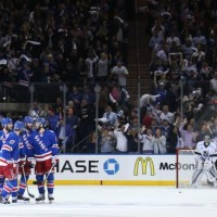 Post-Game 4: Rangers coach on Hockey Gods