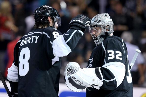 Doughty Quick Kings NHL
