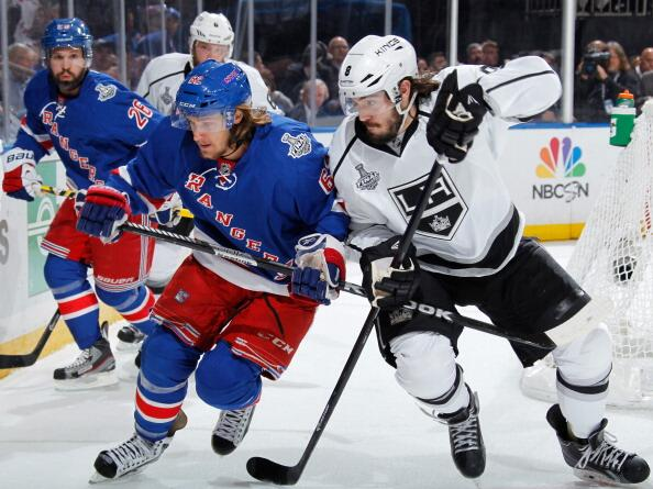Doughty Stanley Cup Final 2014