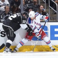Gaborik Kings Rangers NHL