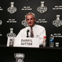 Darryl Sutter quotes after Kings Game 1 OT win
