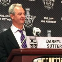Sutter after Kings win Game 7 in Chicago