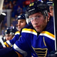 Blues Kings Odds Backes