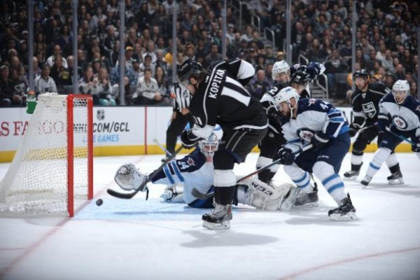 Kings Jets Kopitar