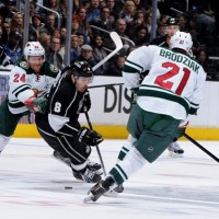 Puck Probability: Odds for Wild at Kings, October 19