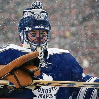 Bernier Maple Leafs NHL