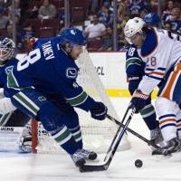 Canucks NHL hockey