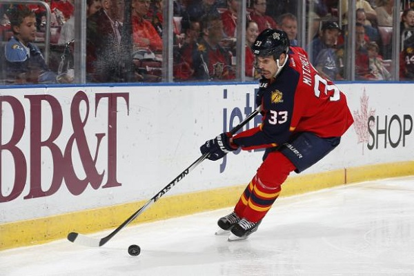 FLA - Willie Mitchell NHL