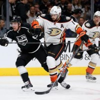 Morning Skate Report: Ducks talk first look at Kings this season