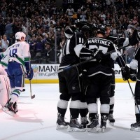 In the Room: Kings and Canucks talk 5-1 LA win